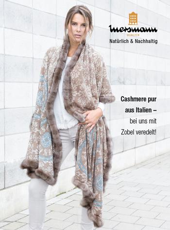 Qualität & Design: Unsere neuen Schals